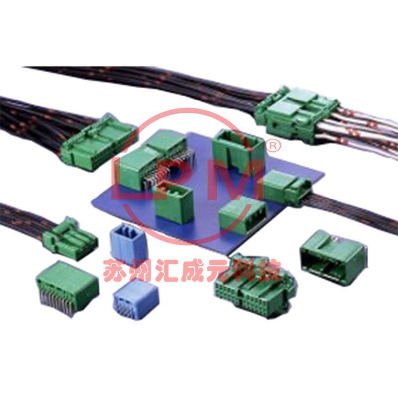 现货供应JAE IL-AG5-30S-D3C1 原厂连接器