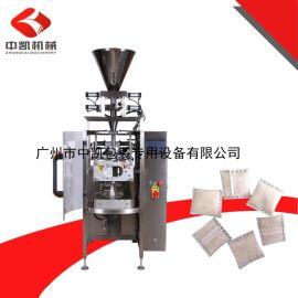 广州中凯厂家直销500g大袋炭包机 冷封无纺布超声波高频压花机