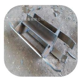 支吊架厂家订做管道滑动内支架 各种汽水管道配件 可按图纸订做