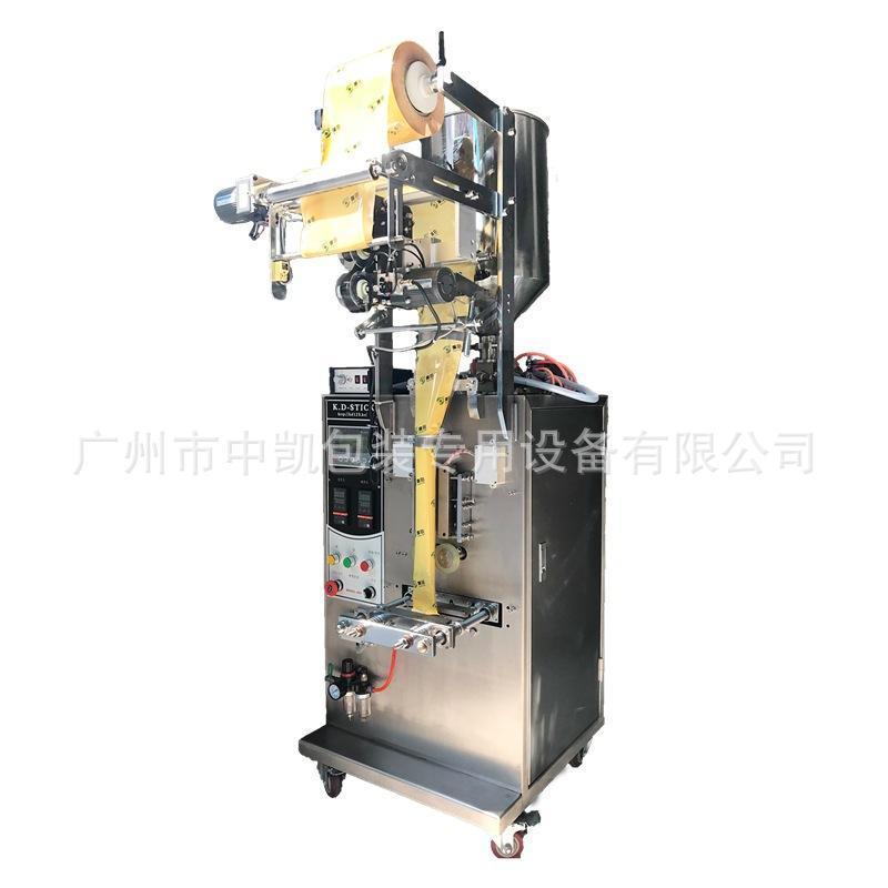 【厂家供应】全自动液体包装机 小袋酱体包装机