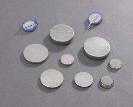 锂-二氧化锰纽扣电池 CR2025