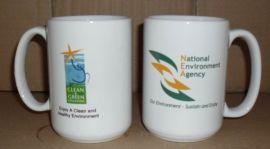 陶瓷广告-促销杯