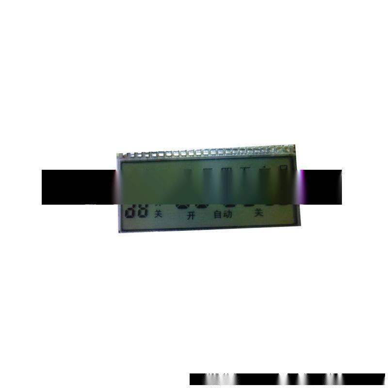 定时开关产品用的LCD液晶显示屏