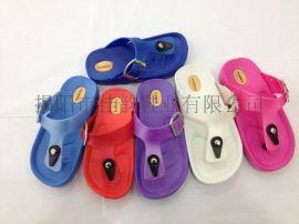 揭阳厂家供应儿童水松木拖鞋