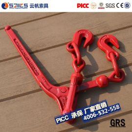 青岛美式杠杆式紧索具,船用钢丝绳收紧器