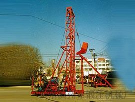 龙门架工程、水井钻机FGSL-300A型