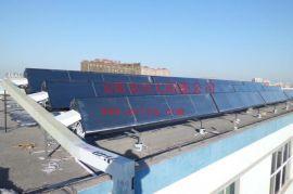 安阳龙田太阳能阶梯式采暖项目