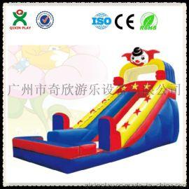 大型儿童充气滑梯 广场大型充气城堡 户外大型充气蹦蹦床