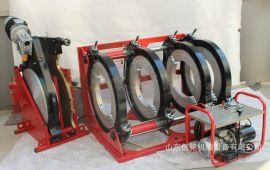 创铭PE160液压半自动热熔机 PE半自动250热熔焊接机质保一年终身维修品牌好
