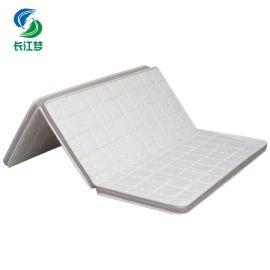 长江梦竹原纤维床垫 定制1.5 1.8m 羊绒 折叠床垫 学生床垫席梦思