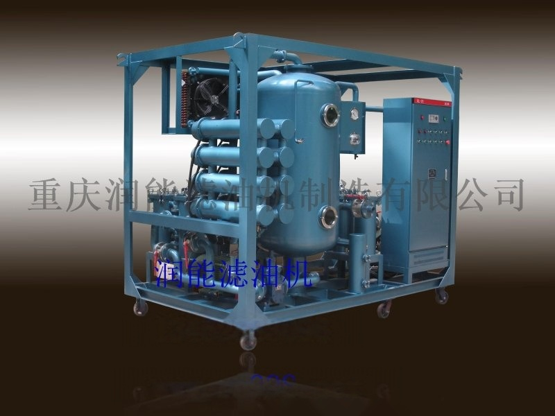 TYA-300真空液压油滤油机
