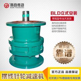 BLD5摆线针轮减速机原理/立式摆线针轮减速机图片
