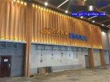 吉林铝长城板 铝合金长城板 凹凸铝板背景墙