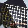 苏州橡胶垫片-网格硅橡胶垫片-黑色橡胶密封圈