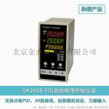 DK2608 PID智能程序30段曲线温度控制仪表