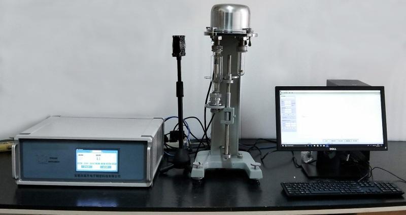 TGA熱重分析儀,配備高精度萬分之一天平