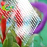 河北阳光板 8mm湖蓝阳光板雨棚 大棚阳光板