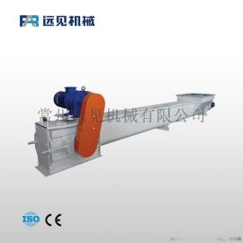 耐用型埋刮板输送机 港口粮仓输送设备 码头输送机