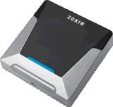 Zokin----國密門禁感應器-ZCR112S