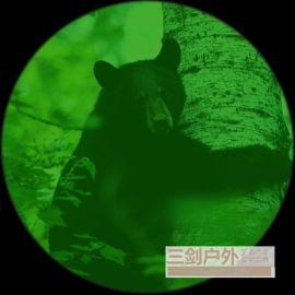 科鲁斯KELUSI 红外微光**夜视仪4x50高清打猎780450