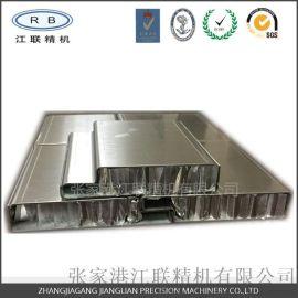 不锈钢蜂窝隔断板 卫生间隔断板适用公共场所