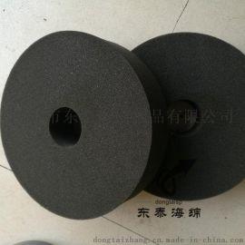 海绵轮贴标机高密度海绵轮/海绵圆柱定制