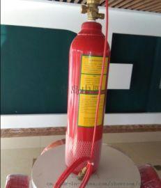 中阳WZ-Q/T-ZE6-SF二氧化碳感温自启动灭火装置