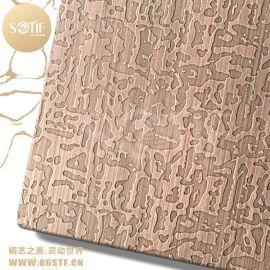 江苏吴江地区不锈钢蚀刻镀铜板