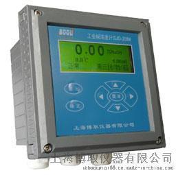 上海博取水质检测分析仪 SJG-2084型工业碱浓度计