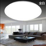 圆形LED吸顶灯简约现代欧式适用天花板吊顶客厅卧室