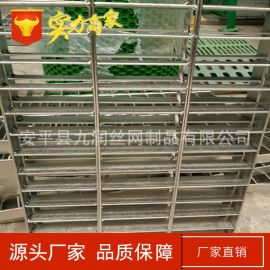 防锈力强平台格栅板 排水沟盖板 污水处理厂沟盖板