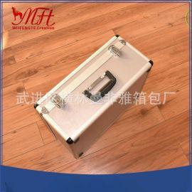 厂家直销拉杆家用铝合金工具仪器仪表箱方便快捷可当收纳箱质保