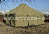 廠家熱銷5*5純棉大型帆布帳篷 外貿帳野營篷 可定製