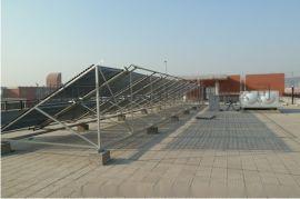 龙田太阳能热水学校热水工程