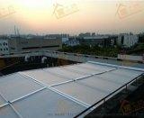 厂家直销 户外遮阳蓬 外遮阳天幕 阳光房玻璃顶电动遮阳 户外遮阳产品