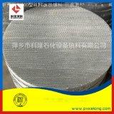 乙二醇精餾塔絲網填料 BX/CY型絲網波紋填料