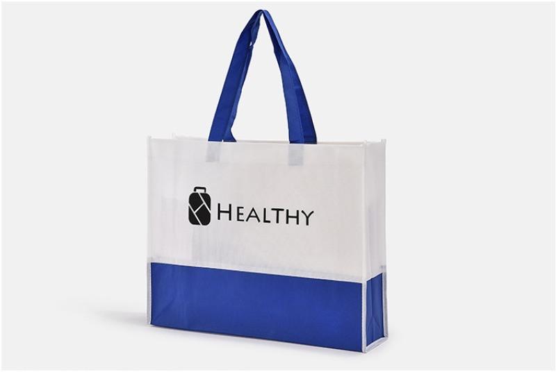 無紡布摺疊袋訂做LOGO、環保摺疊手提袋定製廠家