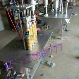 多效高发泡聚氨酯泡沫胶灌装机