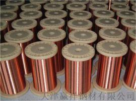 专业生产各种国标定尺紫铜线 波纹铜丝 厂家可加工