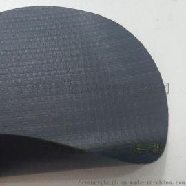 环保黑色pvc夹网布、防水箱包帐篷布