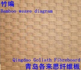 浮雕硬质纤维板