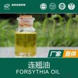 连翘油 蒸馏提取天然植物油厂家直销