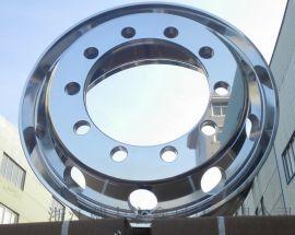 锻造铝合金卡车轮圈  锻造铝轮圈 卡客车铝轮圈