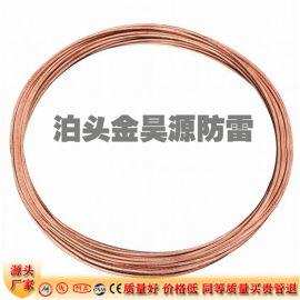 供应铜合金圆钢 纯铜接地圆线源头好货