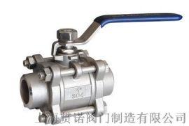 Q611F-16P、Q611-25P三片式焊接球阀