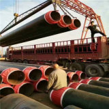 地埋式聚氨酯保温管 塑套钢聚氨酯发泡保温管