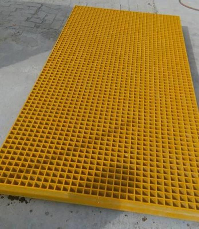 树篦子格栅板玻璃钢地沟盖板设计性强