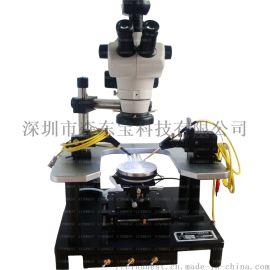 广东深圳手套箱内太阳能电池测试探针台生产厂家