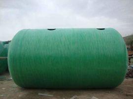 西安化粪池清掏玻璃钢100人化粪池需要多大