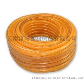 大象牌黄色高端增强软管 防冻花园塑料水管 塑料软管